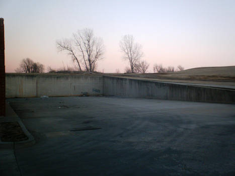 Empty and Desolate