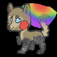 Earthquake Rainbow adopt