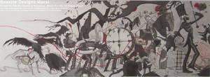 My Chemical Romance Black Parade Mural