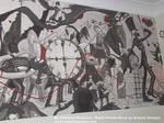 My Chemical Romance Black Parade Mural Closer Look