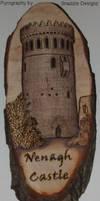Nenagh Castle Pyrograph