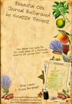 Essential Oils Journal Background