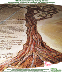 The Covenant Pyrograph/Carving Apple Tree