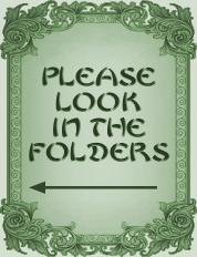 Folders by snazzie-designz