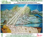 Lady of Shalott Collaboration Inside Panel by snazzie-designz