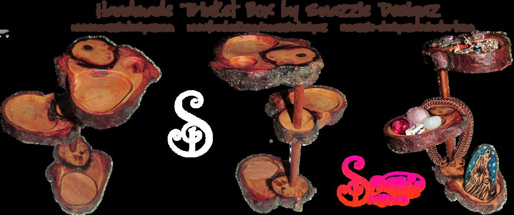 Trinket Holder by snazzie-designz