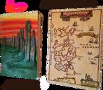 Handmade Orkney Journals Pair