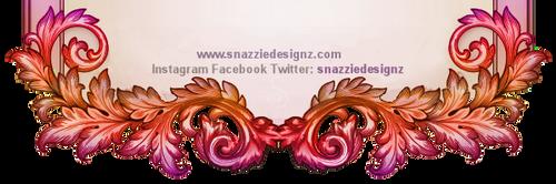 Snazzie Orange Pink Btm by snazzie-designz