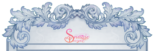 Snazzie Purple Grey Top by snazzie-designz