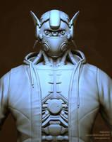 Roboman - Render by Goraaz
