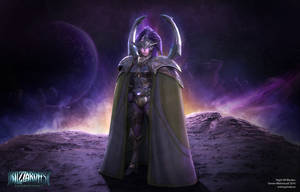 The Warden by Goraaz