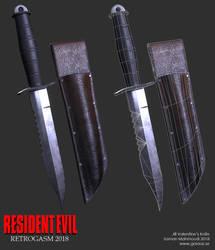 Jill's knife by Goraaz