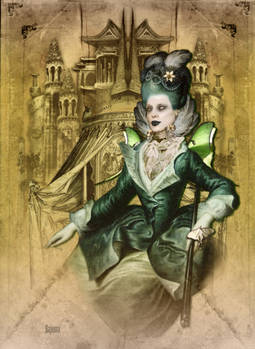 The Wormwood Queen