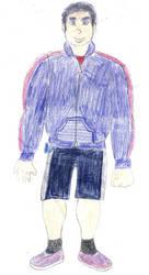 Archie Ishihara: The Darkus Brawler by poseidon777