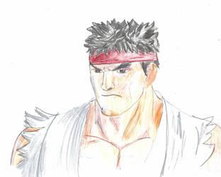 Ryu by poseidon777