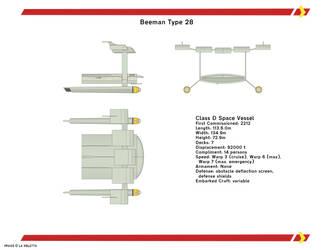 Beeman Type 28 by LaVioletta