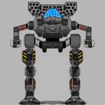 Fanmade 'Mech: Helljumper HJPR1-A Omnimech