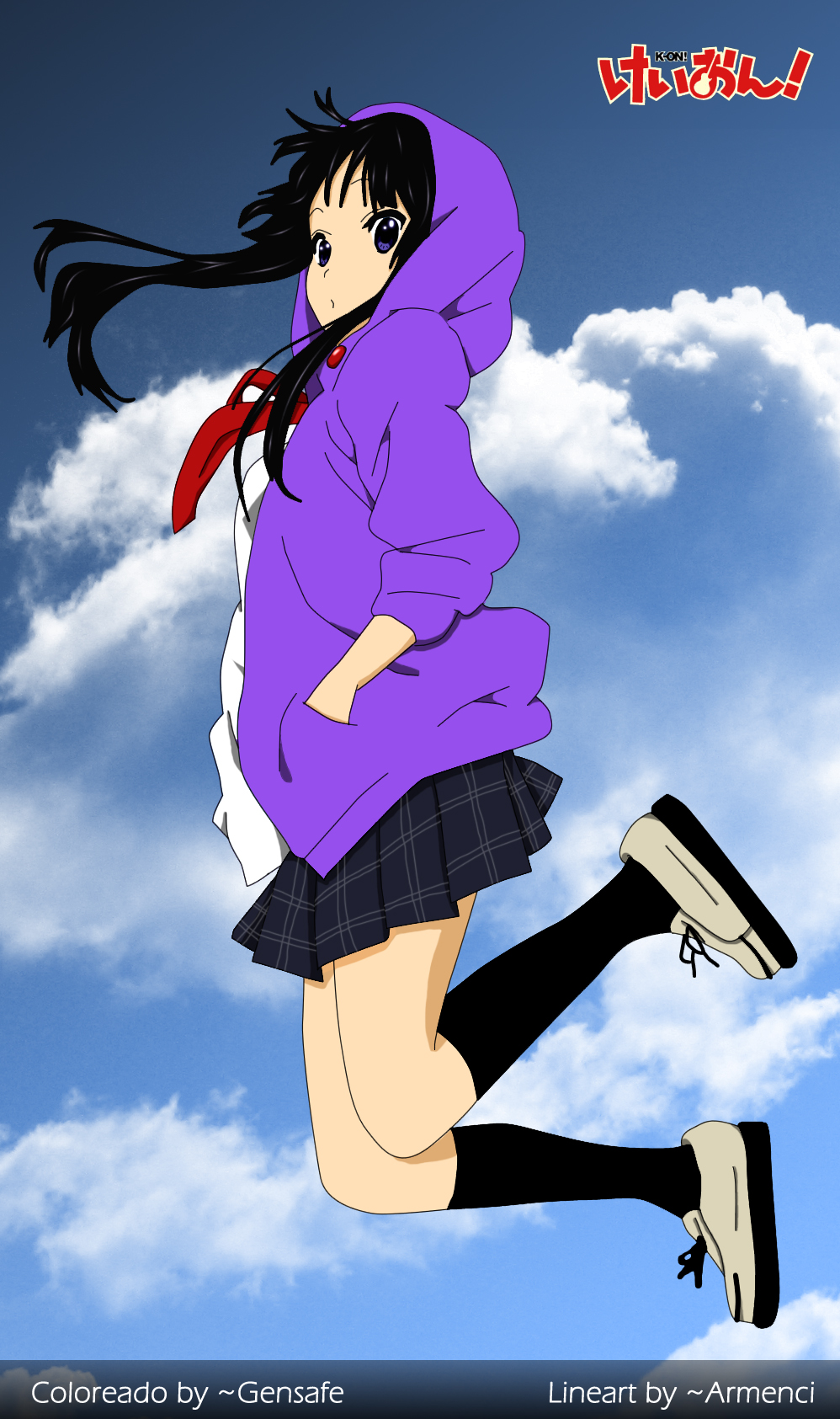 Discussion Why Is Mio The One And Only True Best Gril Of K On