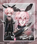 [OPEN] Bad Bunny Adopt Auction by Zombie-Effect