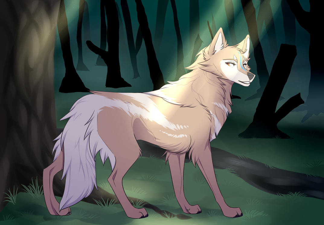 WoLF: Tier One Healer by Snowy-Owl-Of-Dawn