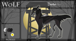 WoLF: Damien | T2 | Gasp Listener [DECEASED]