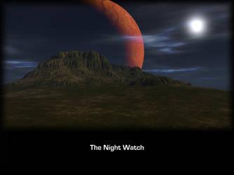 The Night Watch by KingMango