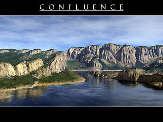 Confluence by KingMango