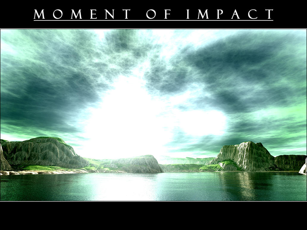 Moment of Impact by KingMango