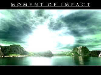 Moment of Impact by KingMango