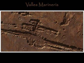 Valles Marineris-hiRes by KingMango
