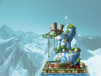 Maplestory wallpapers by Syrabi on DeviantArt