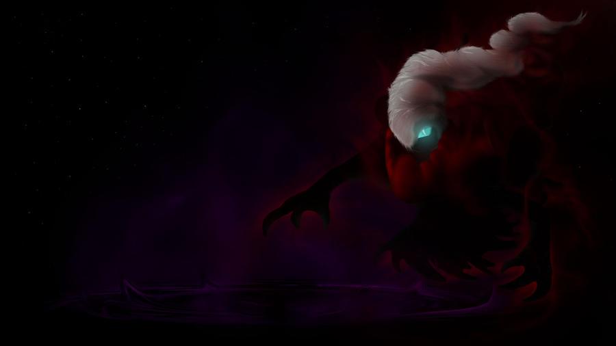 Darkrai Used Dark Void By Syrabi