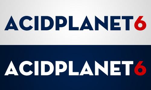 Logo sample by acidplanet6