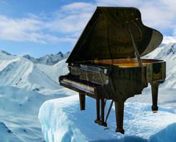 Piano aqueux