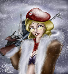 MOTHER RUSSIA by Captain-Starbuck