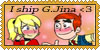 G.Jina Stamp by Ethemy
