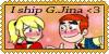 G.Jina Stamp by Ethemy