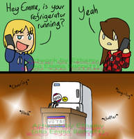 Running Joke 2 by Ethemy