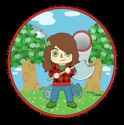 Animal Crossing Emmi Villager