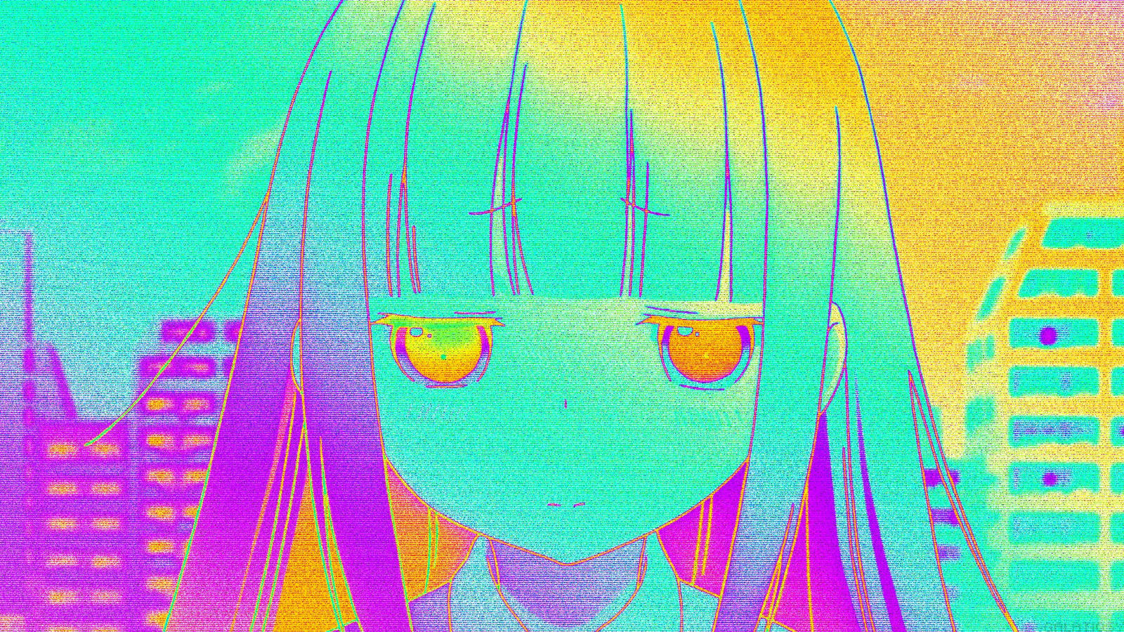 Cute Anime Girl Aesthetic 8k Ultra Hd Wallpaper By Galatios On Deviantart