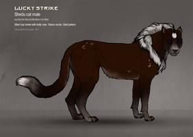 Lucky Strike 42 by Templado