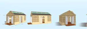 Shedu box [stall]