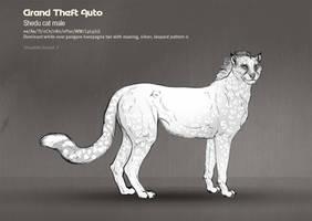 Grand Theft Auto 3 by Templado