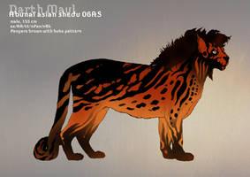 Darth Maul 06AS by Templado