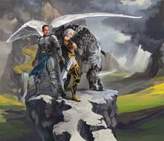Gods by Templado