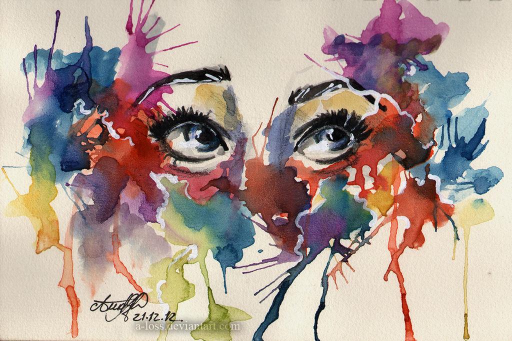 Aquarela by A-Loss