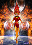 Jean Grey - Dark phoenix