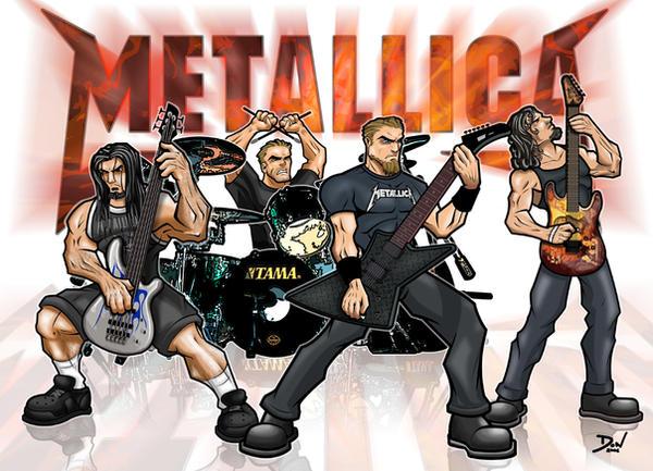 Metallica by chronodon