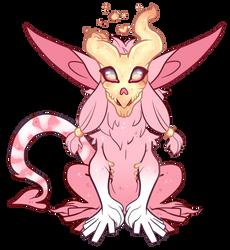 Pink Cutie by FailedMonster