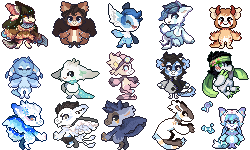 pixel batch by FailedMonster